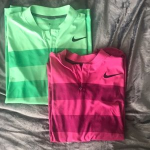 MENS Tiger Woods Nike Golf Polos